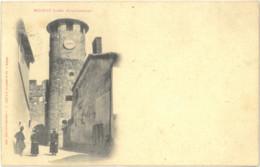 Cpa MOINGT 42 (près Montbrison) - Montbrison