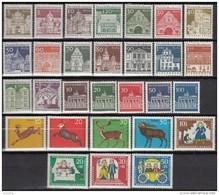 BERLIN  Jahrgang 1966, Postfrisch **, 270-2982, Komplett - Ungebraucht