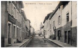01 MEXIMIEUX - Route De Genève - Andere Gemeenten