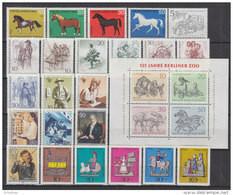 BERLIN Jahrgang 1969 Komplett Postfrisch **, 326-352 - Ungebraucht