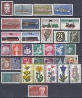 BERLIN  Jahrgang 1975, Postfrisch **, 482-515, Komplett - Ungebraucht