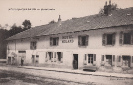 AIN---------moulin Chabaud - Andere Gemeenten