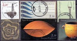 FINLAND 2000 Finse Ontwerpen  GB-USED - Gebraucht