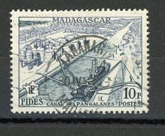 MADAGASCAR (RF) : FIDES - Yvert N° 329  Obli - Used Stamps