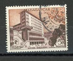 MADAGASCAR (RF) : FIDES - Yvert N° 328  Obli - Used Stamps