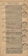 Deutsche Kolonien - Togo - Besonderheiten: DEUTSCHE KOLONIEN - TOGO: 3.9.1902 Bis 4.8.1914, Württemb - Kolonie: Togo