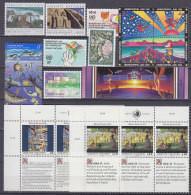 UNO WIEN  125-140, Postfrisch **, Jahrgang 1992 Komplett - Ungebraucht