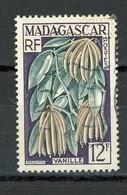 MADAGASCAR (RF) - FLORE - N° Yvert 334 Obli. - Used Stamps