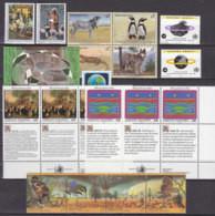 UNO WIEN Jahrgang 1993, Postfrisch **, Komplett Mi. 141-159 - Ungebraucht