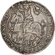 """Preußen: MANSFELD-EIGENTLICHE-HINTERORT; 1649, """"Christian Friedrich"""" 1 Thaler In Guter Sehr Schöner - Ohne Zuordnung"""