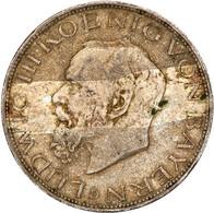 """Bayern: 1914, """"Ludwig III."""" 5 Mark (Jaeger Nr. 53) Aus 900er Silber In Sehr Schöner Erhaltung (fast - Taler & Doppeltaler"""