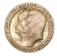 """Preußen: 1910, """"Wilhelm II."""" 3 Mark-Gedenkmünze Zur Jahrhundertfeier Der Universität Berlin (Jaeger - Taler & Doppeltaler"""
