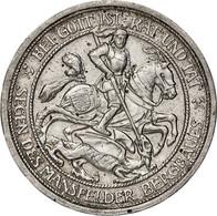 Preußen: 1915, 3 Mark-Gedenkmünze Aus 900er Silber Zur Jahrhundertfeier Der Zugehörigkeit Der Grafsc - Taler & Doppeltaler
