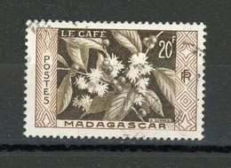 MADAGASCAR (RF) - FLORE - N° Yvert 331  Obli. - Used Stamps