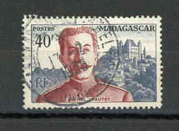 MADAGASCAR (RF) - LYAUTEY - N° Yvert 326 Obli. - Used Stamps