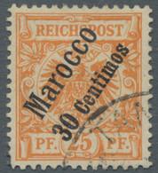 Deutsche Auslandspostämter + Kolonien: 1889-1915, Gepflegte Partie Auf Stecktafeln Ab China Bis Togo - Ohne Zuordnung