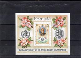 MEN - 1973 Grenada - 25° Ann. OMS - Other