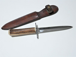 Couteau De Chasse Poignard Scout 247 BEGON - Knives/Swords