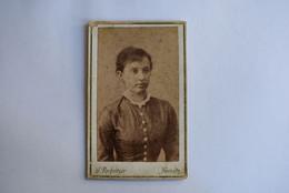 CDV Serbia Novi Sad Neusatz Rechnitzer Janos Pancsova Semlin - Oud (voor 1900)