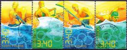 Finland 1996 O.L Zomerspelen GB-USED - Gebraucht