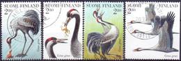 Finland 1997 Kraanvogels GB-USED - Gebraucht