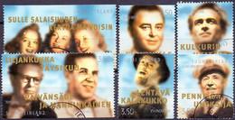 Finland 1999 Artiesten GB-USED - Gebraucht