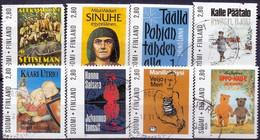 Finland 1997 Finse Schrijvers GB-USED - Gebraucht