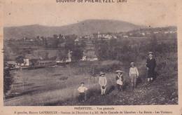 Souvenir De PREMEYZEL  (Ain)  - Vue Générale - Andere Gemeenten