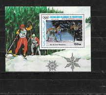 MAURITANIA Nº HB 52 - Invierno 1988: Calgary