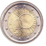 2 Euros Commémoratif 2013 : Belgique - Belgien