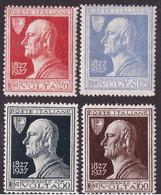 Regno, Serie Volta Del 1927 Nuova **   -DY63 - Ungebraucht