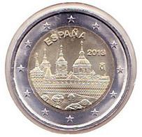 2 Euros Commémoratif 2013 : Espagne - Spanien