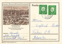 BPK Saarmesse (ab0492) - Bildpostkarten - Gebraucht