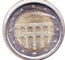 2 Euros Commémoratif 2016 : Espagne - Spanien