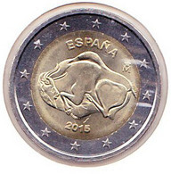 2 Euros Commémoratif 2015 Espagne - Spanien