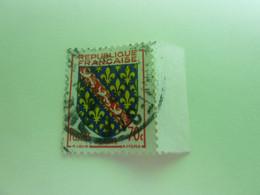 Marche - Armoiries De Provinces - 70c. - Rouge, Bleu Et Jaune - Oblitéré - Année 1955 - - Gebraucht