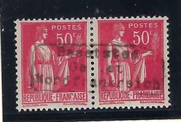 ⭐ France - Timbre De Guerre - YT N° 3 * - Signé - Neuf Avec Charnière - 1940 ⭐ - Guerres