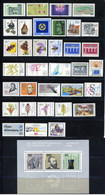 Germany 1984. Complete Commemorative Year Set. MINT (MNH)** 34 Stamps + 1 Sheet - Ungebraucht