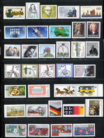 Germany 1985. Complete Commemorative Year Set. MINT (MNH)** 34 Stamps - Ungebraucht