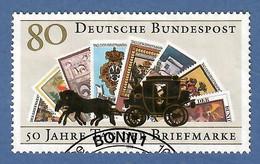 BRD 1986  Mi.Nr. 1300 , 50 Jahre Tag Der Briefmarke - Gestempelt / Fine Used / (o) - Gebraucht