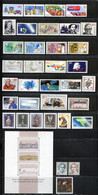 """Germany 1986. Complete Year Set (incl. """"Famous Women""""). MINT (MNH)** 35 Stamps + 1 Sheet - Ungebraucht"""