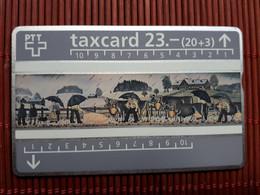 Phonecard Zwitserland 205 D (Mint,Neuve) Rare - Schweiz