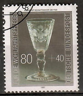 BRD 1986  Mi.Nr. 1298 , Kostbare Gläser / Wohlfahrt - Gestempelt / Fine Used / (o) - Gebraucht