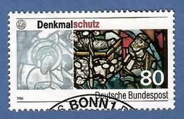 BRD 1986  Mi.Nr. 1291 , Denkmalschutz - Gestempelt / Fine Used / (o) - Gebraucht