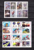 España  2001-2002  .-   Y&T Nº  3386A83386M-3434/3441 - 2001-10 Usati