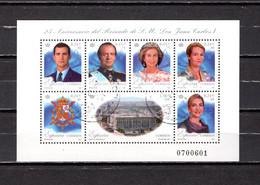 España  2001  .-   Y&T Nº  3415/3421 - 2001-10 Usati