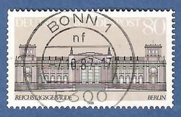 BRD 1986  Mi.Nr. 1287 , Grundgedanken Der Demokratie - Gestempelt / Fine Used / (o) - Gebraucht