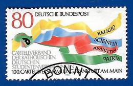 BRD 1986  Mi.Nr. 1283 , Cartellversammlung (CV) - Gestempelt / Fine Used / (o) - Gebraucht