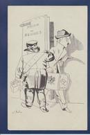 CPA Affaire Dreyfus Judaïca Juif Judaïsme Non Circulé Par BELON Satirique Caricature - Jewish