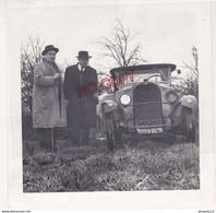 Au Plus Rapide Beau Format Années 50-60 Voiture Ancienne Citroën Excellent état - Oud (voor 1900)